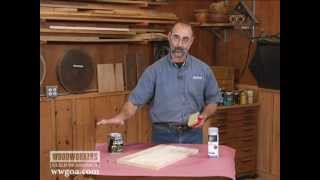 Woodworking Tips: Finishing - Why Use A Sanding Sealer