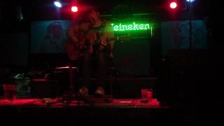 Chris Pureka - Wagon Wheel - Saddle Creek Bar, Omaha, NE - 5.9.09