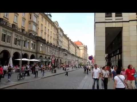 """""""Shopping in Dresden""""- Ein Video von Wolfgang Schmökel"""