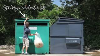 cwd 8 yard occ cardboard recycling