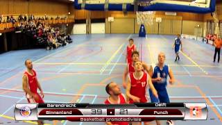 Binnenland Heren1 vs Punch