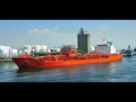 Chemical Tanker Cargo Operations