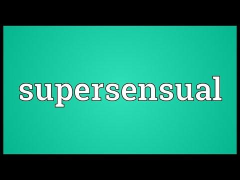 Header of supersensual