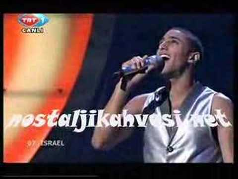 BOAZ \u0026 THE FIRE IN YOUR EYES / ISRAEL  Eurovision 2008 Final