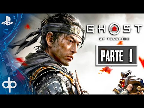GHOST OF TSUSHIMA Gameplay Español Parte 1 PS4 PRO | Prologo Ghost of Tshushima