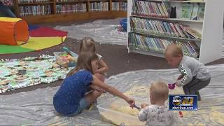 Summer reading kicked off at Carnegie Library