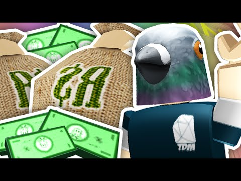 ROBBING A BANK!! | Roblox