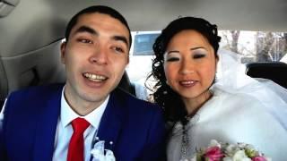 Свадебный клип Алимжан и Алмагуль