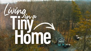 Living in a Tiny House / Full Time RV / Tiny Home Tour