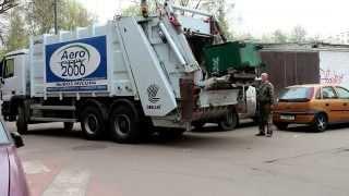 Вывоз мусора контейнером. «Аэросити-2000» - сбор и вывоз отходов(Вывоз мусора контейнером. «Аэросити-2000» - сбор и вывоз отходов http://aerocity-2000.ru/ Добрый день! Своевременный..., 2014-04-23T14:26:21.000Z)