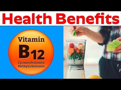 The Health Benefits of Vitamin B12 | Surprising Benefits of Vitamin B12 | Healt htips