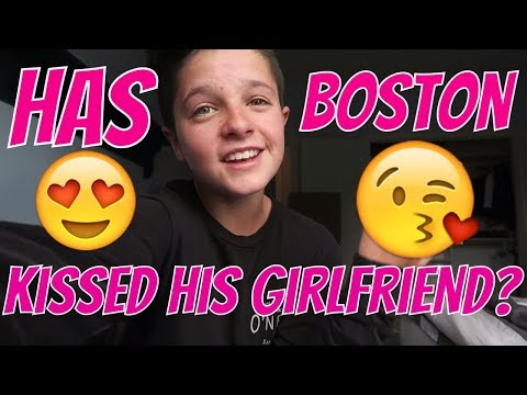 have you KISSED your GIRLFRIEND??😘❤️| Brock & Boston twins