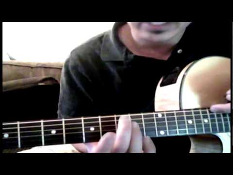 The Outsiders (Needtobreathe) How-to Instructional video
