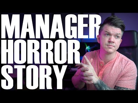 When Having A Music Manager Goes Wrong | Music Industry Secrets