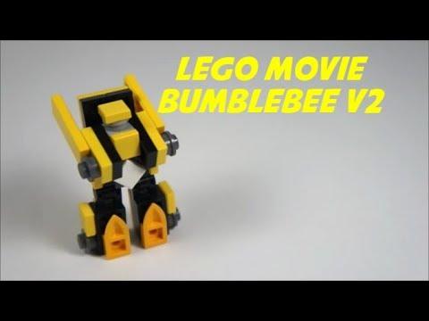 How To Make A Mini Lego Bumblebee Instruction