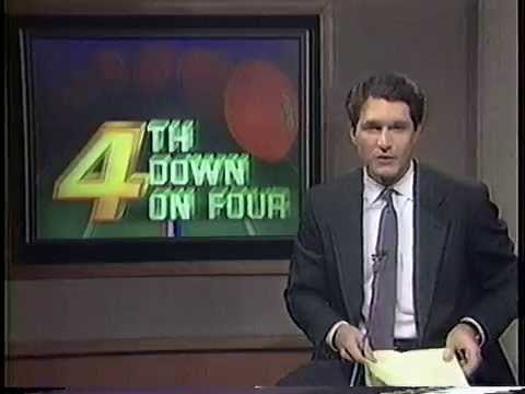 4th Down On 4 WWL-TV: N.O. Saints are 12-3 heading to playoffs 12/27/87