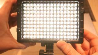 160 led video lighting for camcorder