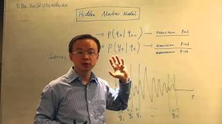 徐亦达机器学习课程 Hidden Markov Model (part 1)