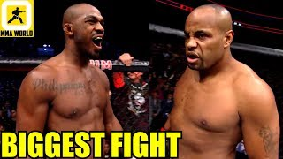 The biggest fight the UFC can set up right now for Jon Jones is Daniel Cormier at HW,Faber on TJ