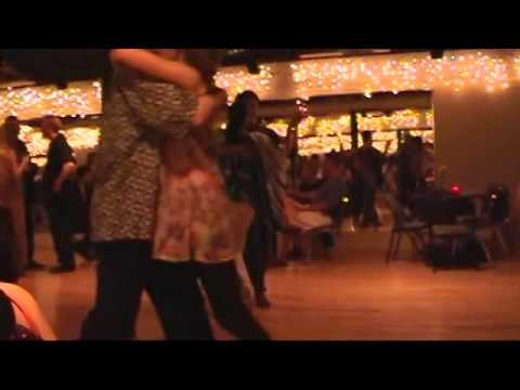 tango Milonga dance social event, KC Swing Dance Club, Mission, Kansas
