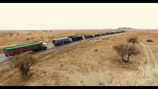 MONGOLIA COAL DRONE FOOTAGE-GASHUUN SUKHAIT