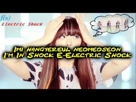 Electric Shock - f(x) (Karaoke/Instrumental)
