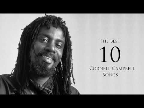 The Best 10 Songs - Cornell Campbell