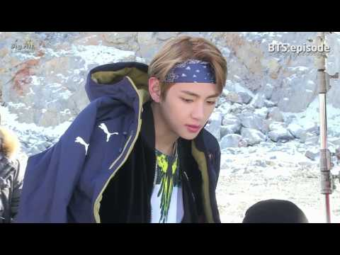 [ENG/INDO SUB] BTS Episode Not Today MV Shooting