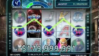 DoubleU Casino - Agent W slot!