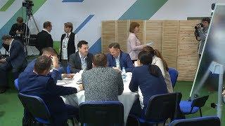 В Сочи продолжается финал конкурса «Лидеры России».