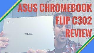 ASUS Chromebook Flip C302 Review