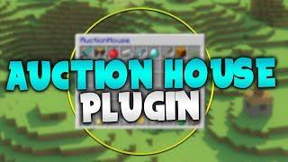 AUCTION HOUSE (Crazy Auctions) PLUGIN: HOE WERKT DE AUCTION HOUSE /AH PLUGIN?!