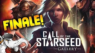 """Call of the Starseed VR Gameplay - """"WHAT THE HECK JUST HAPPENED?!?"""" Virtual Reality Let"""