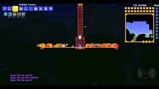 Queen Bee speedkill (in one game tick/one hit) - Terraria Speedkill Collection