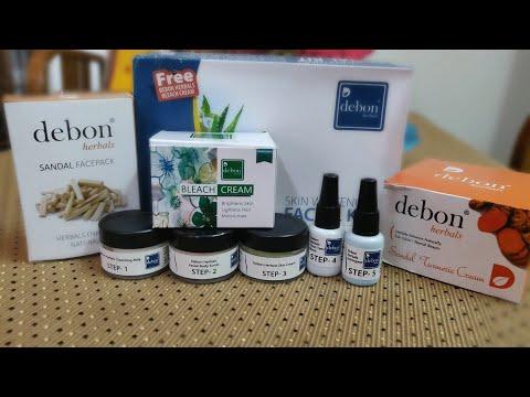 Debon Herbals   Sandal Turmeric Cream Review