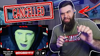 "NOT AROUND HERE!! | Tom MacDonald - ""Cancelled"" REACTION"