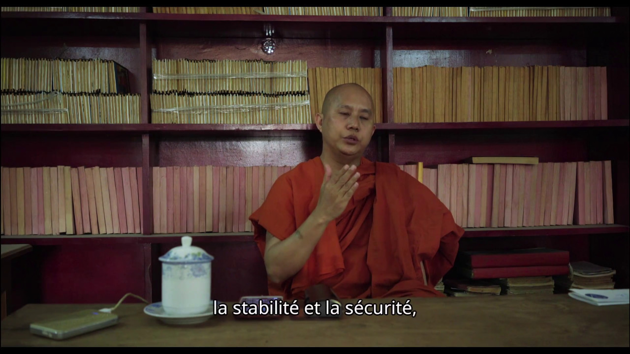 The Venerable W. / Le Vénérable W. (2017) - Trailer (French Subs)