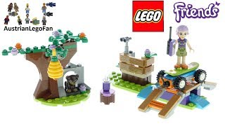 Lego Friends 41363 Mia´s Forest Adventure - Lego Speed Build Review