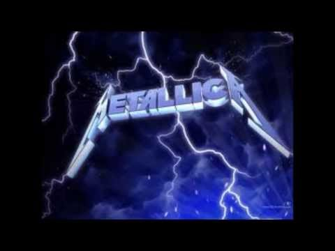 For Whom The Bell Tolls By Metallica (lyrics)
