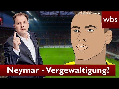 Neymar veröffentlicht privaten Chat nach Vergewaltigungsvorwurf – legal? | RA Christian Solmecke