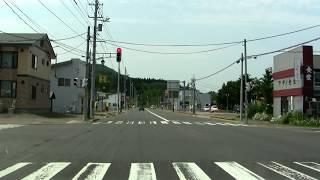 【4倍速】紋別市~名寄市 国道238号~国道239号