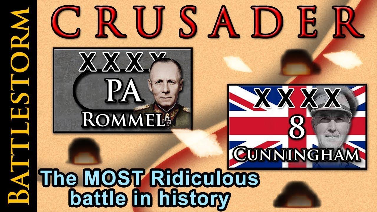 Download Operation Crusader 1941 FULL WW2 Documentary BATTLESTORM