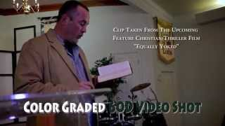 "Equally Yoked (CLIP) - ""Feature Film Color Grade Test"" - ""Shot On Canon 60D"""