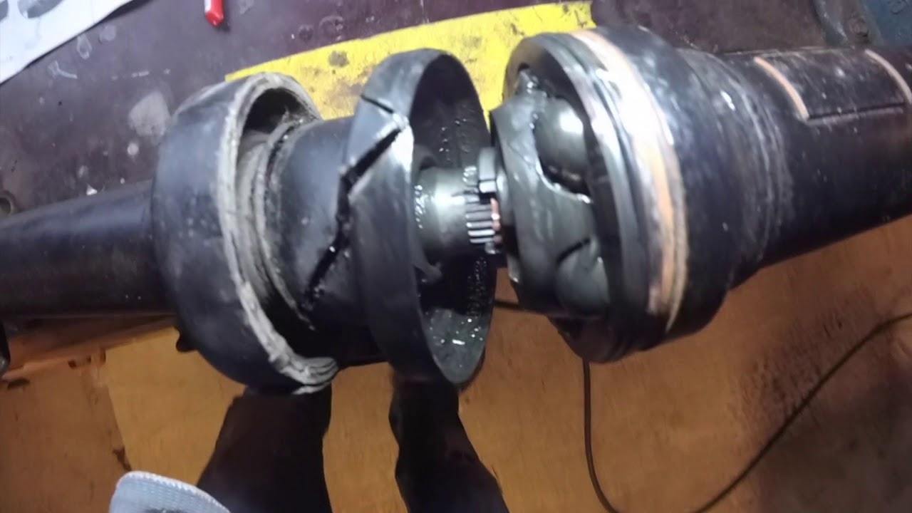 audi a4 drive shaft problems