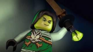 Лего Ниндзяго история Морро