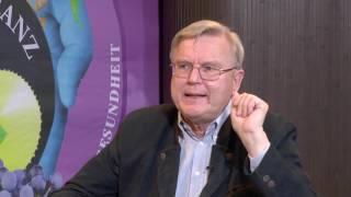 Robert Franz lässt Wulfing von Rohr zu Wort kommen