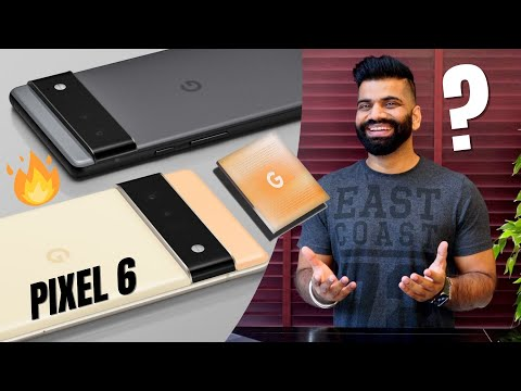 Google Pixel 6 With Custom TENSOR SoC - Great Future Ahead!!!