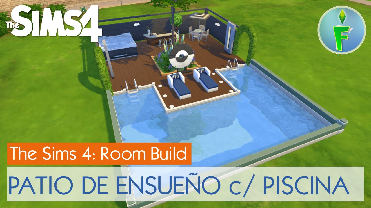 How To Make Sunken Room Sims