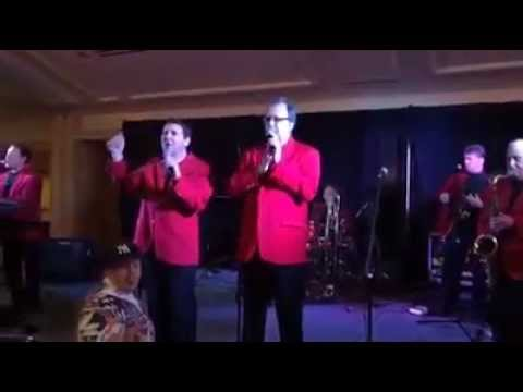 """David Owen and """"The Monarchs"""" -  singing """"My Girl"""" to Louisville"""