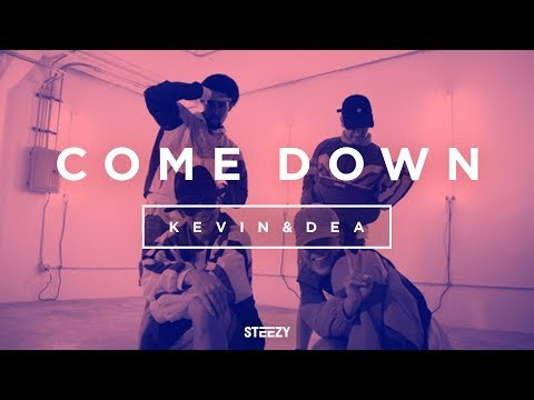 Kevin and Dea Choreography   Come Down - Anderson .Paak Dance   STEEZY.CO (Advanced Class)